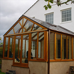 Conservatories by Terry Martin Joinery