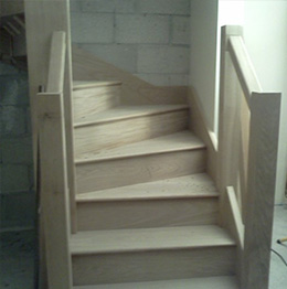 Stairs by Terry Martin Joinery